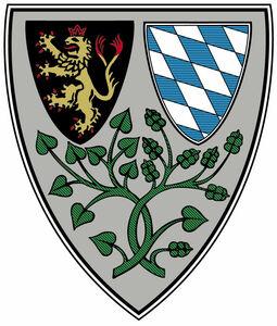 Wappen der Stadtgemeinde Braunau am Inn